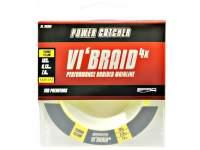 Fir textil Spro Power Catcher VI Braid 4X 125m Yellow