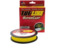 Fir textil TUF Line Supercast Yellow 15lb 125yd