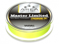 Varivas Super Trout Master PE Fluo Yellow 75m