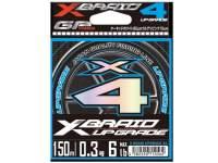 Fir textil YGK X-Braid X4 Upgrade PE 150m
