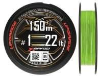 Fir textil YGK X-Braid X8 Upgrade PE 200m