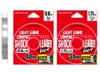 Fir Tict Light Game Compact Shock Leader