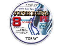 Fir Toray Super Eging PE 8 Braids 120m
