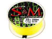 Ultima Spod and Marker Braid Hi Vis Yellow