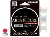 Fir Yamatoyo Famell Trout Area Fluorocarbon 100m