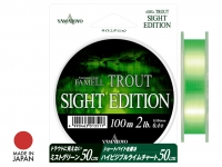 Fir Yamatoyo Famell Trout Sight Edition 150m