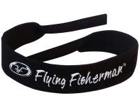 Flying Fisherman Logo Neoprene Retainer Black