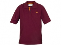 Fox Chunk Burgundy Polo Shirt