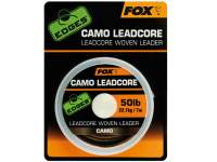 Fox Edges Camo Leadcore Woven Leader