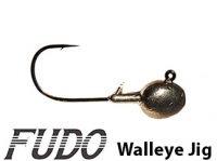 Fudo Walleye Jig 3/0 BN 2.7g (3/32oz)