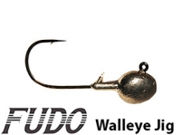 Fudo Walleye Jig 3/0 BN 3.6g (1/8oz)