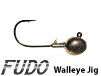 Fudo Walleye Jig 3/0 BN 7g (1/4oz)
