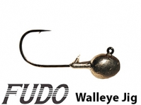 Fudo Walleye Jig 5/0 BN 3.6g (1/8oz)