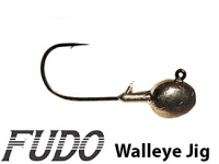 Fudo Walleye Jig 5/0 BN 7g (1/4oz)