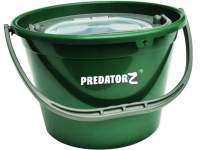Galeata Carp Zoom Predator-Z Live Bait Bucket Round