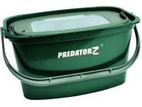 Galeata Carp Zoom Predator-Z Live Bait Bucket Square