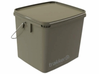 Galeata Trakker Olive Square Container 17 Ltr