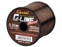 Gamakatsu G-Line Element Dark Brown