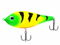 GV Lures Glider K100 10cm 32g Fire Tiger Floating