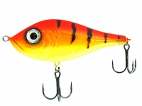 GV Lures K80 8cm 22g Hot Tiger Floating