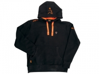 Hanorac Fox Black Orange Hoody New