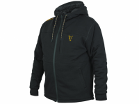 Hanorac Fox Collection Sherpa Hoody Black and Orange
