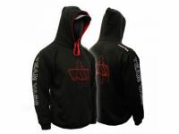 Hanorac Team Vass Hoody Black/Red