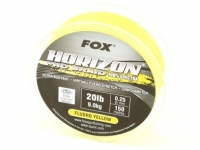 Horizon Pro Braid Fluoro Yellow 1500m