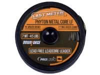 Prologic Python Metal Core Leader 7m