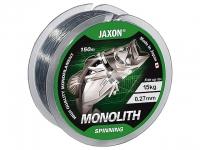 Jaxon fir Monolith Spinning