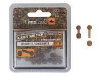 Kit Prologic Heavy Duty Long Leadclip W-Pins & Tailrubber