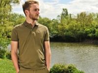 Korda Polo T-shirt Green