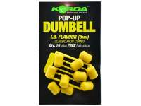 Korda Pop-up Dumbells 8mm