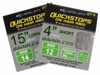 Korum Quick Stop Hair Rigs