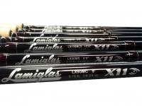 Lamiglas Blank Black Salt Inshore 2.18m 3.5-10g F