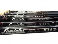 Lamiglas Blank Pro X Bass 2.20m 7-28g XF
