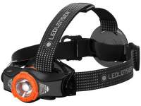 Lanterna Led Lenser MH11 1000LM Black Orange