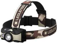 Led Lenser MH8 Black Sand 600LM
