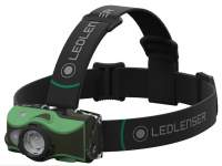 Led Lenser MH8 Green 600LM