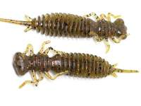Fanatik Larva 5cm Green Pumpkin Brown 006