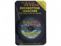 Leadcore Atomic Tackle Rock Bottom