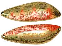 Lingurita oscilanta Pontoon21 Sampliora 5.3cm 14g G76-607