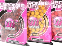 Mainline Response Boilies Strawberry