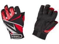Manusi Varivas Stretch Fit Glove 3 Red