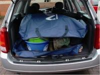 MAP Clean Car Boot Bag