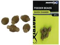 Matrix Quick Change Feeder Beads