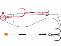 Montura Dragon Treble Hook Stingers Nylon 8kg