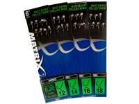 Montura Matrix 6 Bait Band Pellet Rig Barbed