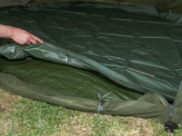 Nash Double Top Extreme 1 man Heavy Duty Groundsheet