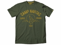 Navitas Camp Tee Green